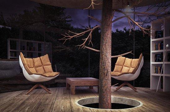 aa-a-circular-treehouse-5